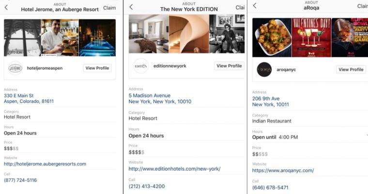 Utiliser Instagram pour promouvoir son entreprise